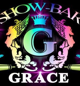 Танцовщица в новый Show-Bar