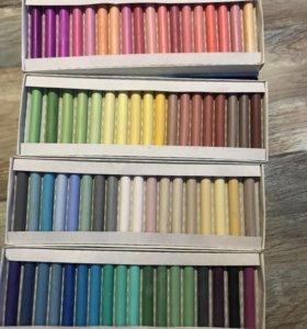 Пастель петербургская 72 цвета новая