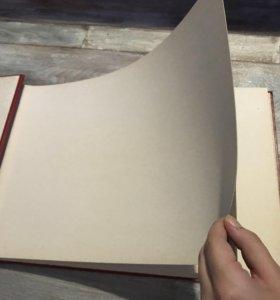 Альбом А3 плотный картон(19л),Бумага А2 (6)