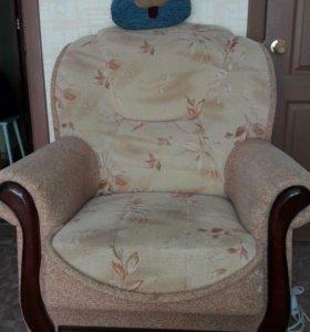 комфортабельное кресло