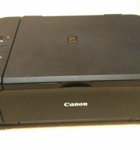 Принтер+сканет canon pixma mg3240