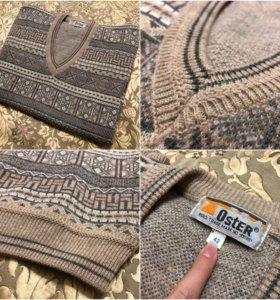 Новый Итальянский мужской свитер