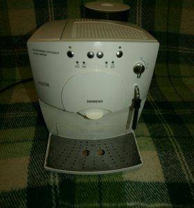 кофемашина siemens surpresso compact