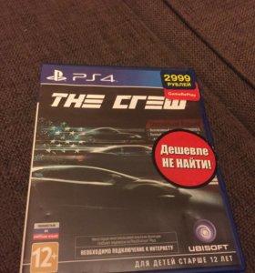 The crew (специальное издание)