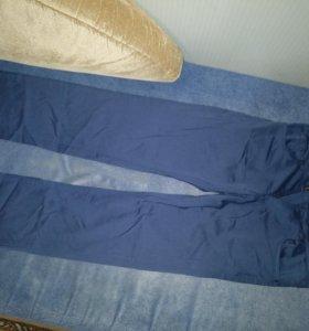 Школьные тёмно-синие брюки