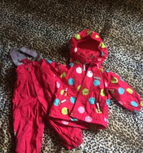 Осенний костюм Reima размер 80