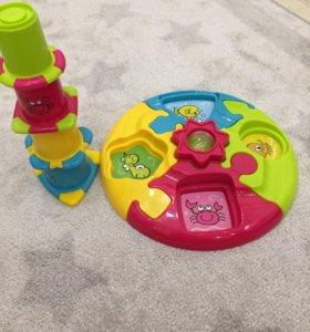 Развивающая игрушка BabyGo пазл