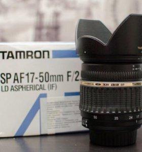 Tamron 17-50 2.8 for Nikon