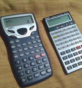 Калькулятор инженерный программируемый