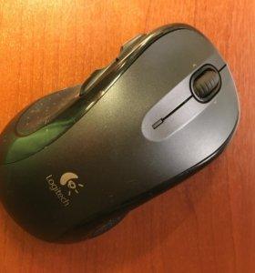 Беспроводная клавиатура+мышь logitech k520