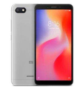 Продам Xiaomi redmi 6a новый!