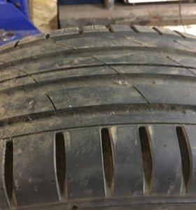 Шины «Nokian», «Pirelli», «Michelin»
