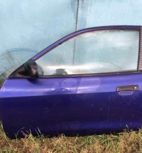 Двери Mitsubishi colt купе