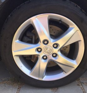 Honda Accord 8,диски r17/резина Toyo 225/50 r17