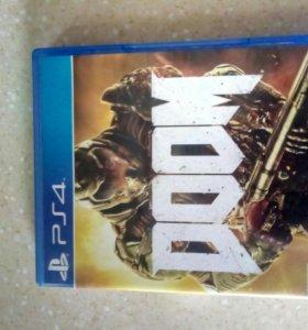 Doom для PlayStation 4