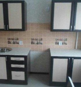 Новый кухонный гарнитур.