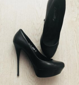 Туфли р.35 Натур.кожа