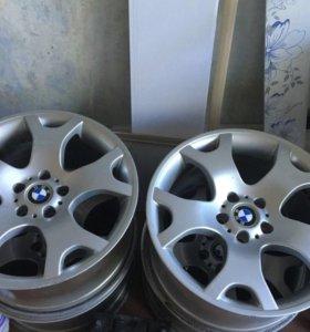 Диски на BMW X5