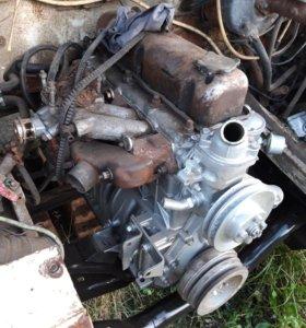 Двигатель 24Д