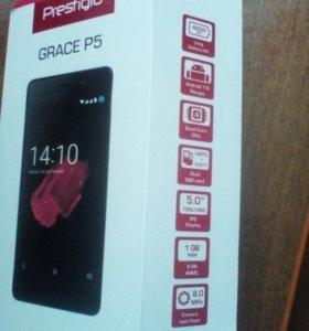 Телефон prestigio grace p5