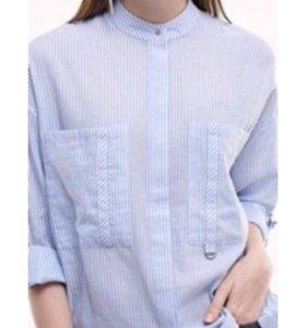 Рубашка фирмы stradivarius