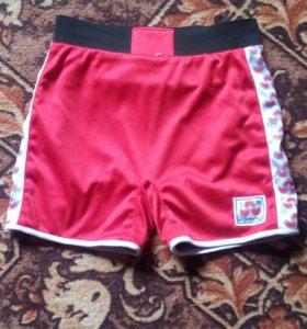 Борцовские шорты