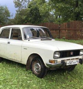 Москвич 2140, 1980