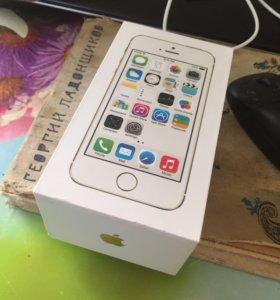 коробка от iphone 5s