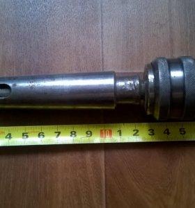 Патрон сверильный с конусом морзе кмз-2, 1-9 В12