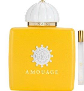 Amouage Sunshine, Амуаж