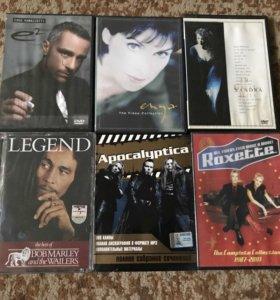 Музыкальная коллекция клипов