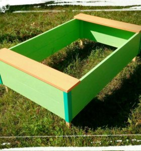 Песочница детская для сада и дачи