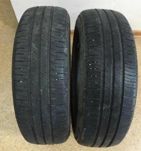 Пара шин (лето) 195/65R15 Michelin Energy XM2