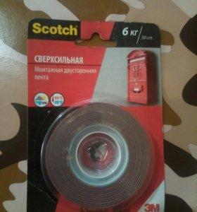 Скотч 3М сверхпрочный