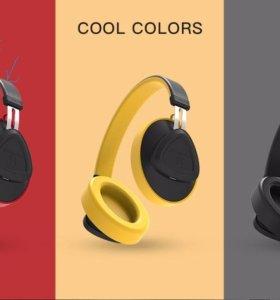 Bluetooth-наушники Bluedio