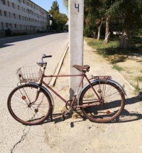 Велосипед минский.Легкий на ход