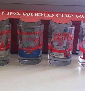 Набор рюмок FIFA2018
