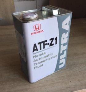 Масло Хонда в коробку автомат 2,4 л