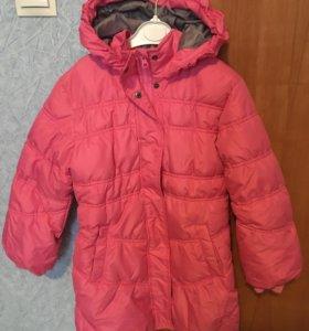 Пальто зима