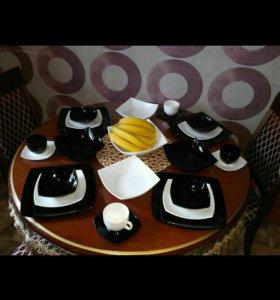 Столовый и чайный сервиз