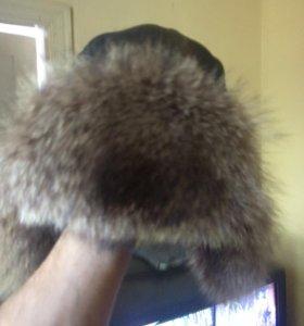 Зимняя шапка!!!