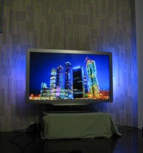 "32""81см доставлю на дом Philips LED TV, 400Гц, USB"