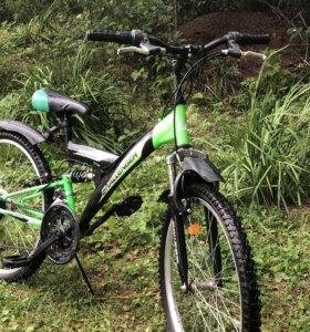 Велосипед WARRIOR