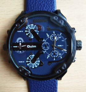 Часы фирмы Qulm