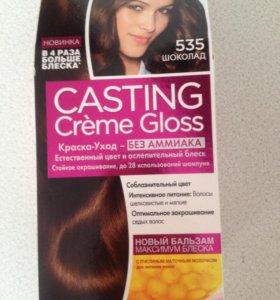 Краска для волос, новая упаковка