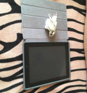 Продам iPad 4 64gb,3g,GPS+чехол+плёнка
