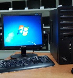 2-х ядерный компьютер с 2Гб оперативной памяти
