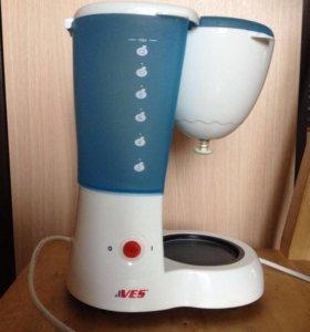 Кофеварка VES Б/У