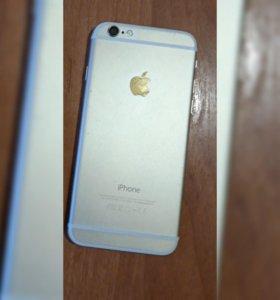 Айфон 6 на 64 г золотой