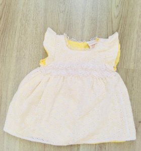 Платье на девочку 80 р